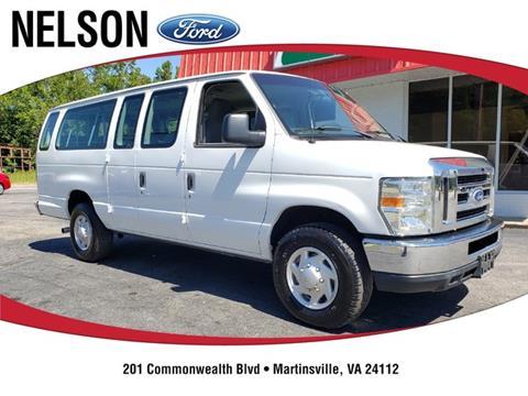 2014 Ford E-Series Wagon for sale in Martinsville, VA