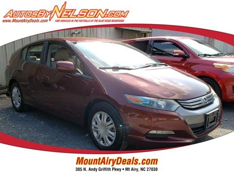 2011 Honda Insight for sale in Martinsville, VA