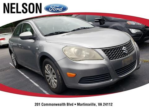 2010 Suzuki Kizashi for sale in Martinsville, VA