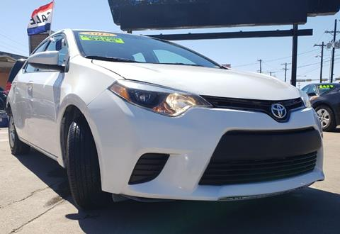 Cars For Sale By Owner In Dallas Tx >> 2015 Toyota Corolla For Sale In Dallas Tx