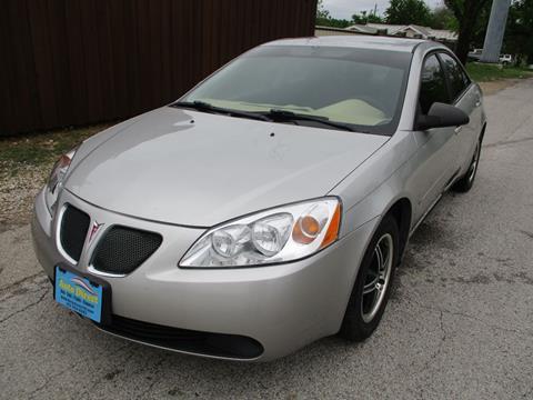 2006 Pontiac G6 for sale in Garland, TX