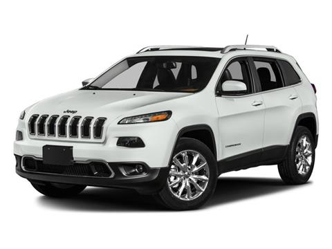 2016 Jeep Cherokee for sale in Metairie, LA