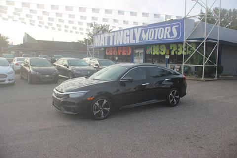 2017 Honda Civic for sale in Metairie, LA