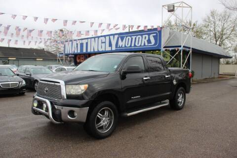 2010 Toyota Tundra Grade for sale at Mattingly Motors in Metairie LA