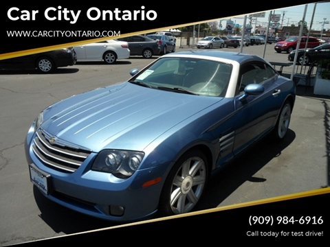 2006 Chrysler Crossfire for sale in Ontario, CA