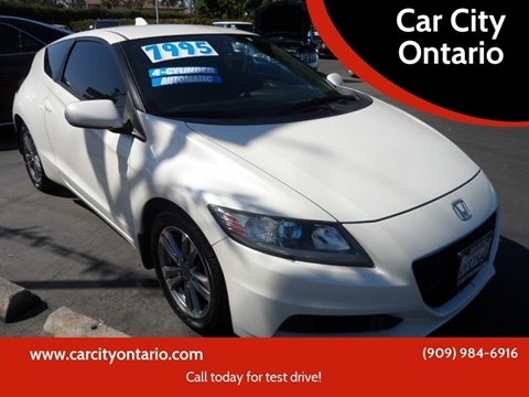 2013 Honda CR-Z for sale in Ontario, CA