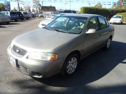 2002 Nissan Sentra for sale in Ontario, CA