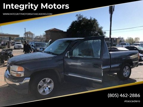 2001 GMC Sierra 1500 for sale in Atascadero, CA