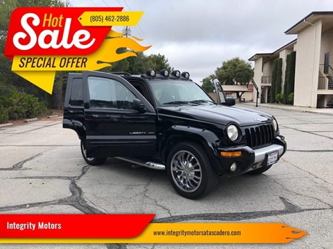 2003 Jeep Liberty for sale in Atascadero, CA