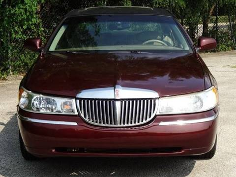 2000 Lincoln Town Car For Sale In Leominster Ma Carsforsale Com