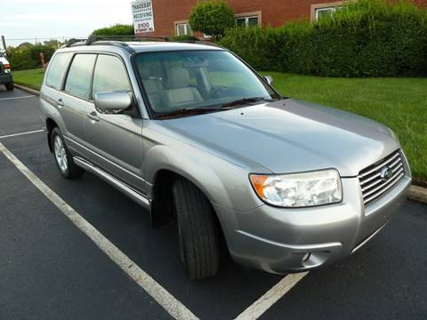 2008 Subaru Forester for sale in Huntingdon Valley, PA
