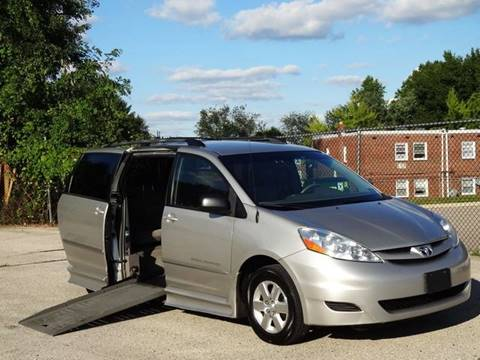 2008 Toyota Sienna for sale in Huntingdon Valley, PA