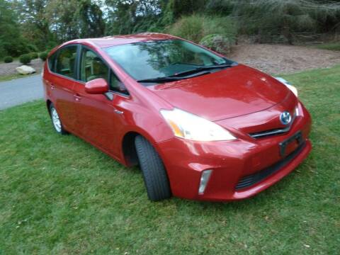 2012 Toyota Prius v for sale at Kaners Motor Sales in Huntingdon Valley PA