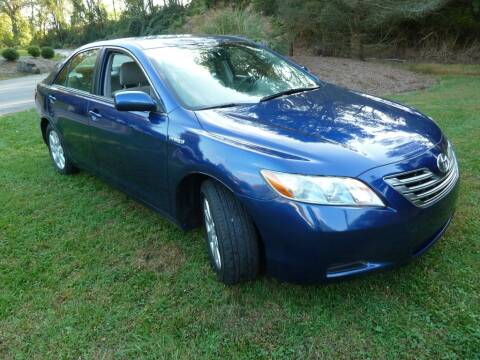 2007 Toyota Camry Hybrid for sale at Kaners Motor Sales in Huntingdon Valley PA