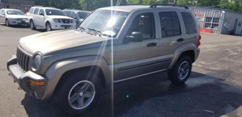 2004 Jeep Liberty for sale in Claremore, OK