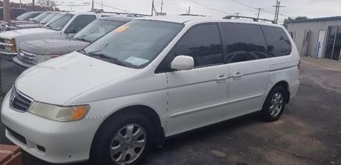 2004 Honda Odyssey for sale in Claremore, OK