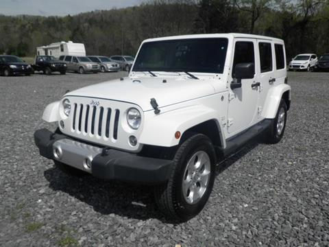 2014 Jeep Wrangler Unlimited for sale in Fort Payne, AL