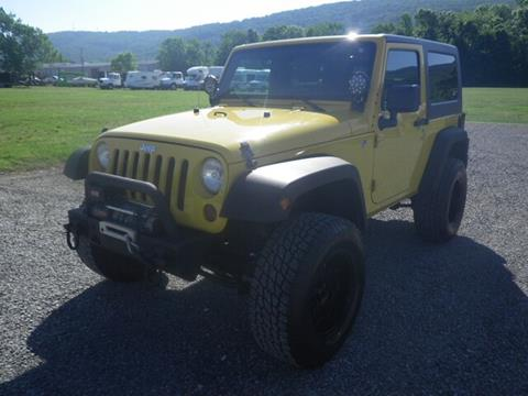 2009 Jeep Wrangler for sale in Fort Payne, AL