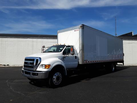 2015 Ford F-650 Super Duty for sale in Harrington, DE