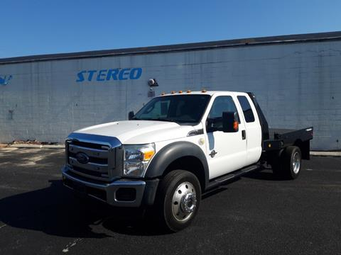 2012 Ford F-450 Super Duty for sale in Harrington, DE