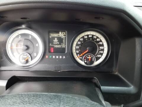 2014 RAM Ram Chassis 5500