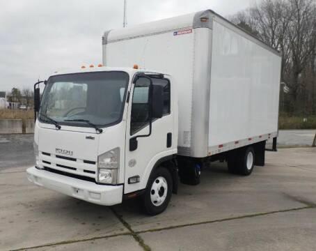 2014 Isuzu NPR HD for sale at EZ Finance Trucks in Harrington DE