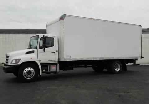 2014 Hino 258/268 for sale at EZ Finance Trucks in Harrington DE