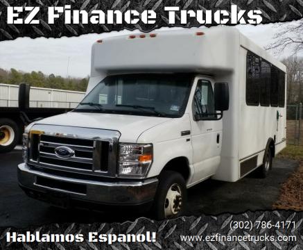 2013 Ford E-Series Chassis E-350 SD for sale at EZ Finance Trucks in Harrington DE