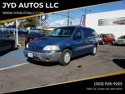2001 Ford Windstar for sale in Portland, OR