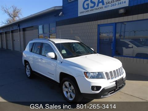 2015 Jeep Compass for sale in Murray, UT