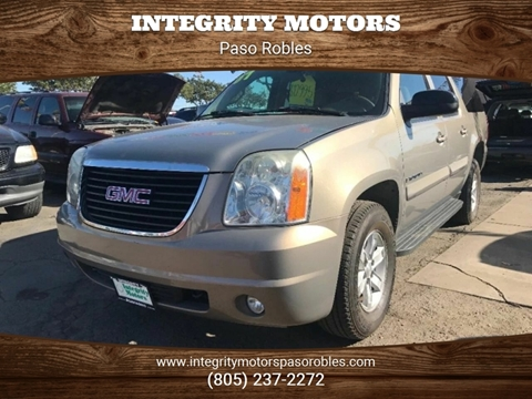 Paso Robles Gmc >> Gmc For Sale In Paso Robles Ca Integrity Motors