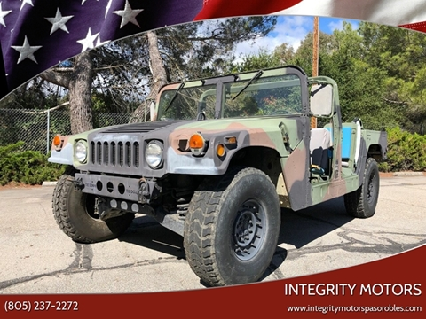 2005 AM General Hummer for sale in Paso Robles, CA