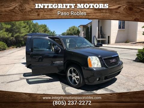 Paso Robles Gmc >> Gmc Yukon Xl For Sale In Paso Robles Ca Integrity Motors