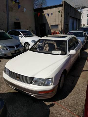 Lexus Of Milwaukee >> 1997 Lexus Ls 400 For Sale In Milwaukee Wi