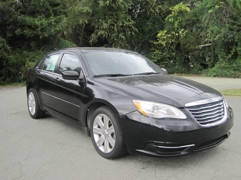 2013 Chrysler 200 for sale at Pristine AutoPlex in Burlington NC