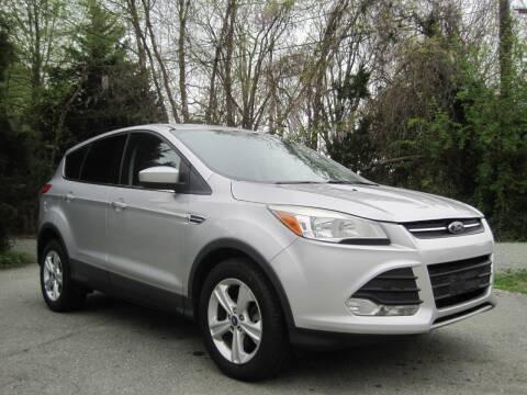 2013 Ford Escape SE for sale at Pristine AutoPlex in Burlington NC