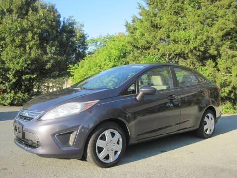 2012 Ford Fiesta SE for sale at Pristine AutoPlex in Burlington NC