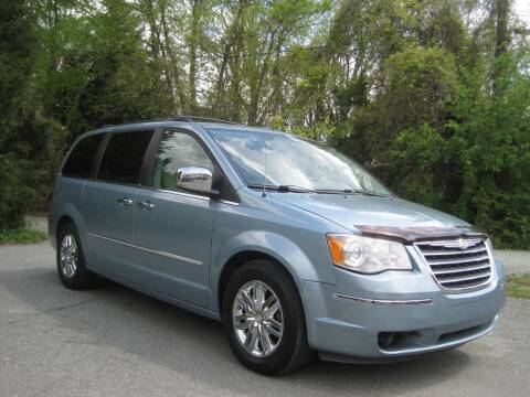 2008 Chrysler Town and Country Limited for sale at Pristine AutoPlex in Burlington NC
