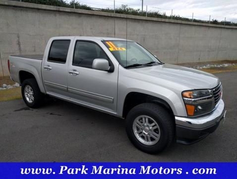 2011 GMC Canyon for sale in Redding, CA