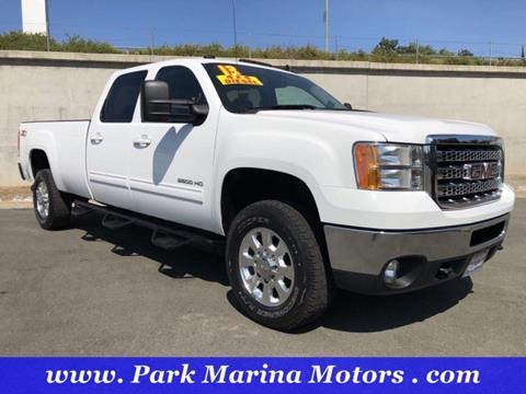 2013 GMC Sierra 3500HD for sale in Redding, CA