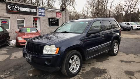 2005 Jeep Grand Cherokee for sale in Newburgh, NY