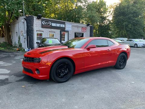 2011 Chevrolet Camaro for sale in Newburgh, NY