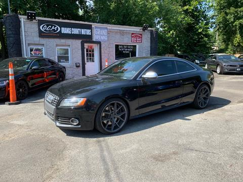 2010 Audi S5 for sale in Newburgh, NY