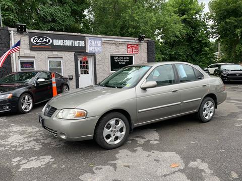2005 Nissan Sentra for sale in Newburgh, NY