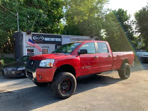 2008 Nissan Titan for sale in Newburgh, NY