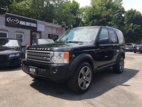2008 Land Rover LR3 for sale in Newburgh, NY