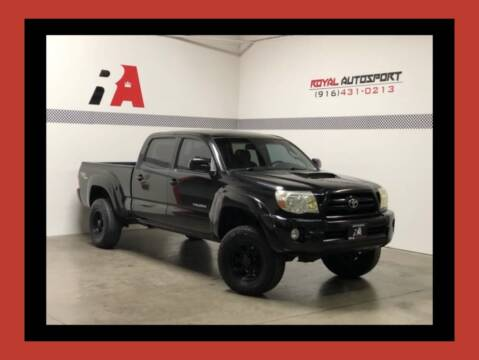 2008 Toyota Tacoma for sale at Royal AutoSport in Sacramento CA