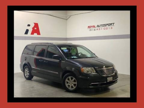 2011 Chrysler Town and Country for sale at Royal AutoSport in Sacramento CA