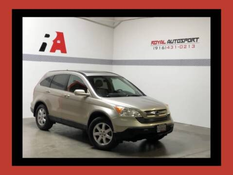 2007 Honda CR-V for sale at Royal AutoSport in Sacramento CA