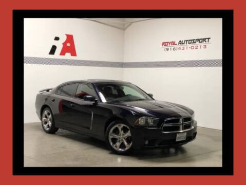2011 Dodge Charger for sale at Royal AutoSport in Sacramento CA